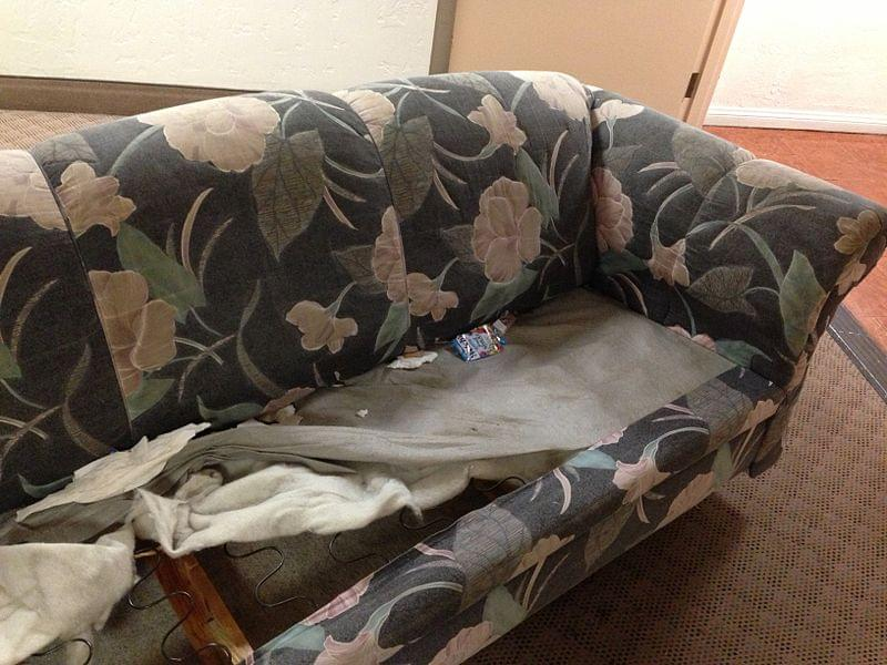 Strip Club Offers Their Used Couches To A Good Home…WHAT?!