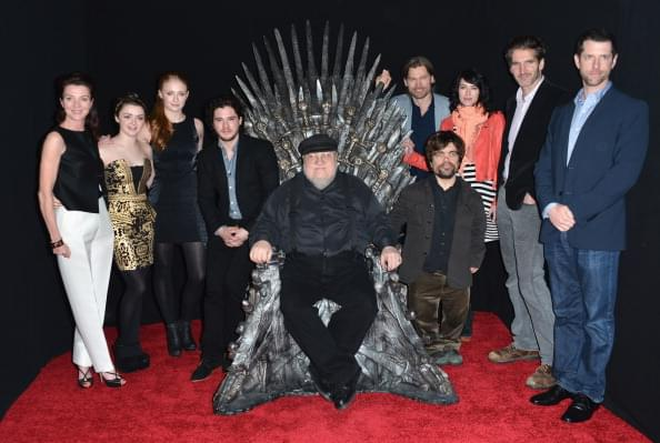 'Game Of Thrones' Scores Record 32 Emmy Nominations