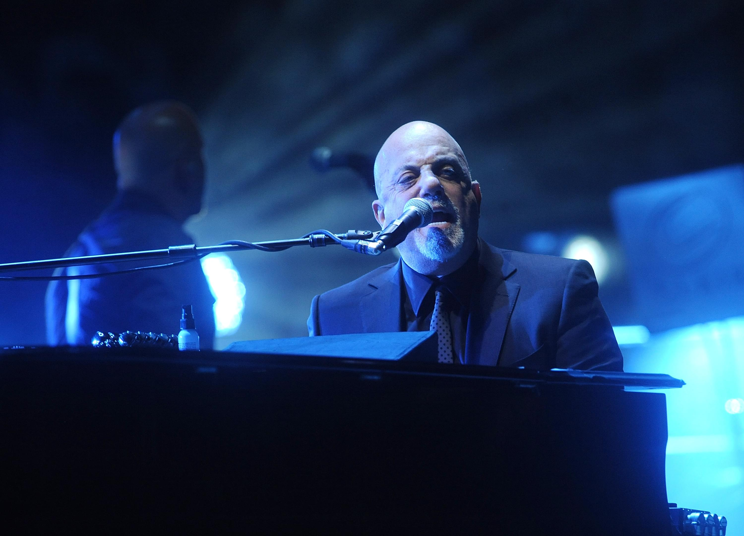 Check Out Billy Joel's Hilarious Interview With Billboard Magazine! [WATCH]