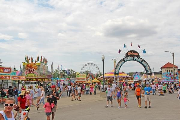 Indiana State Fairgrounds Is Getting An Upgrade