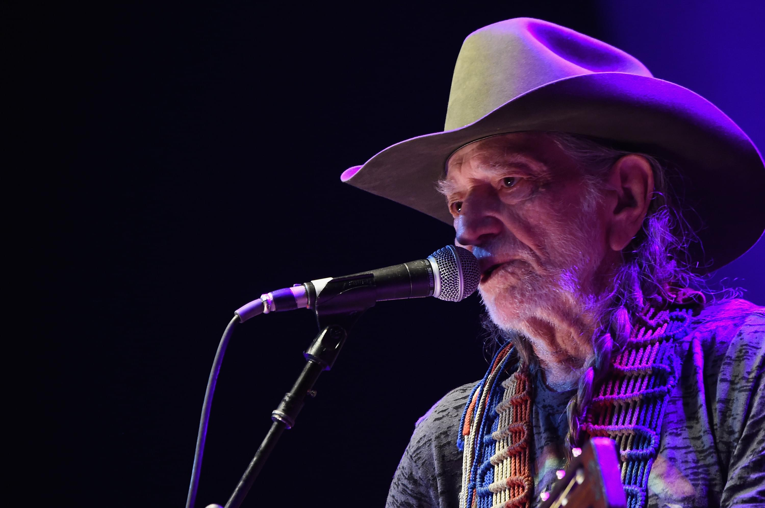 Willie Nelson Cancels August Tour Dates Due To Health Issues