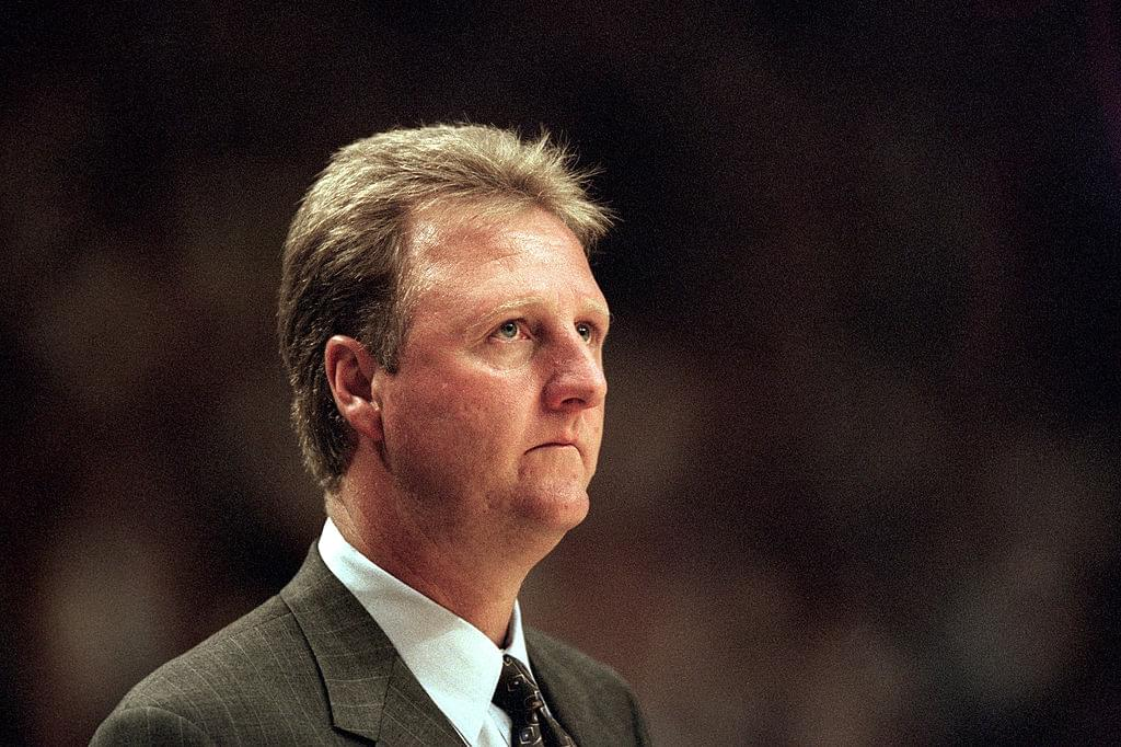 Larry Bird Upset With Mural Of Him In Downtown Indianapolis