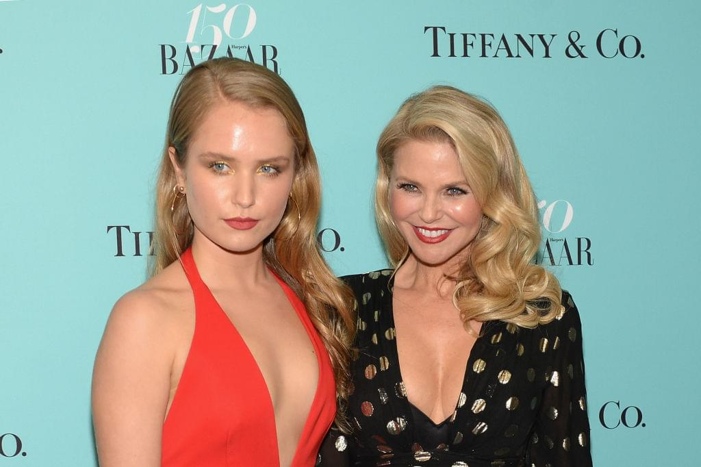 Christie Brinkley's Out Of DWTS As Her Daughter Sailor Steps In To Fill Her Dance Shoes