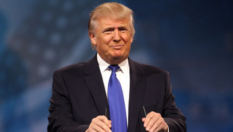 Watch the Inauguration of Donald Trump