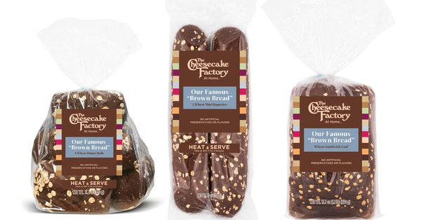 You Can Now Buy The Cheesecake Factory's Famous Brown Bread In Stores