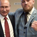 Conor McGregor Attended World Cup Final as Vladimir Putin's Guest