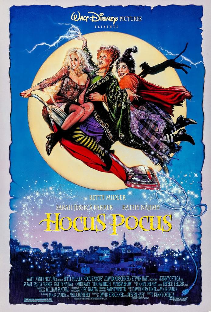 Hocus Pocus Celebrates 25th Anniversary: How It Became a Cult Classic