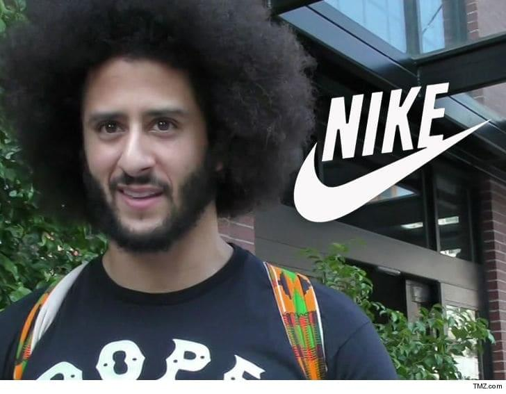 Colin Kaepernick Lands Nike Campaign 'Just Do It,' New Shoe Coming