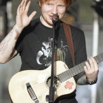 Ed Sheeran Posts Rare PDA-Filled Pic With Fiancee Cherry Seaborn