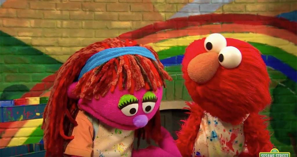 Sesame Street tackles an important issue: homelessness.