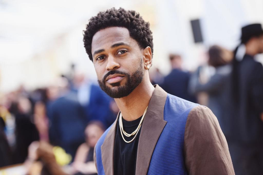 Big Sean Opens Up About His Battle With Depression, Anxiety