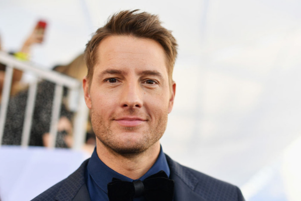 "Justin Hartley From ""This Is Us"" To Wave Green Flag For IndyCar Grand Prix"