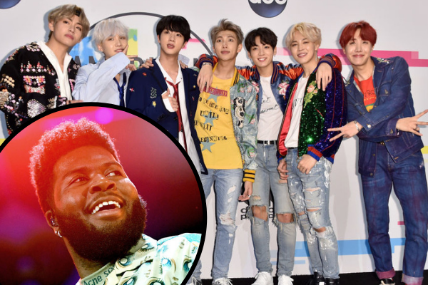 BTS Will Collab With Khalid?!
