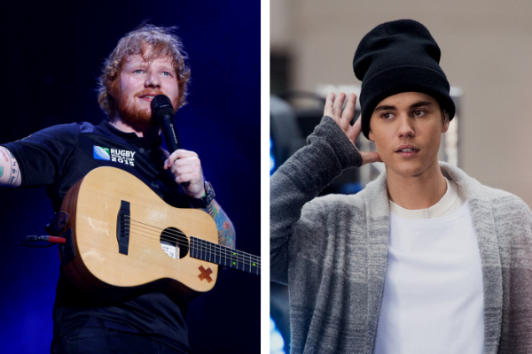 "Ed Sheeran & Justin Bieber ""I Don't Care"" [VIDEO]"