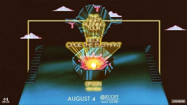 August 4 – Beck & Cage The Elephant
