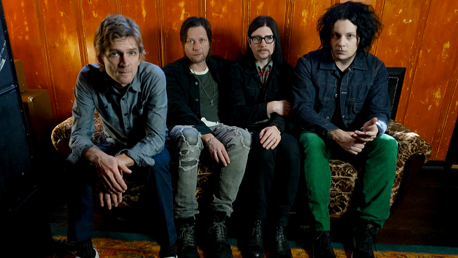 August 12 – The Raconteurs