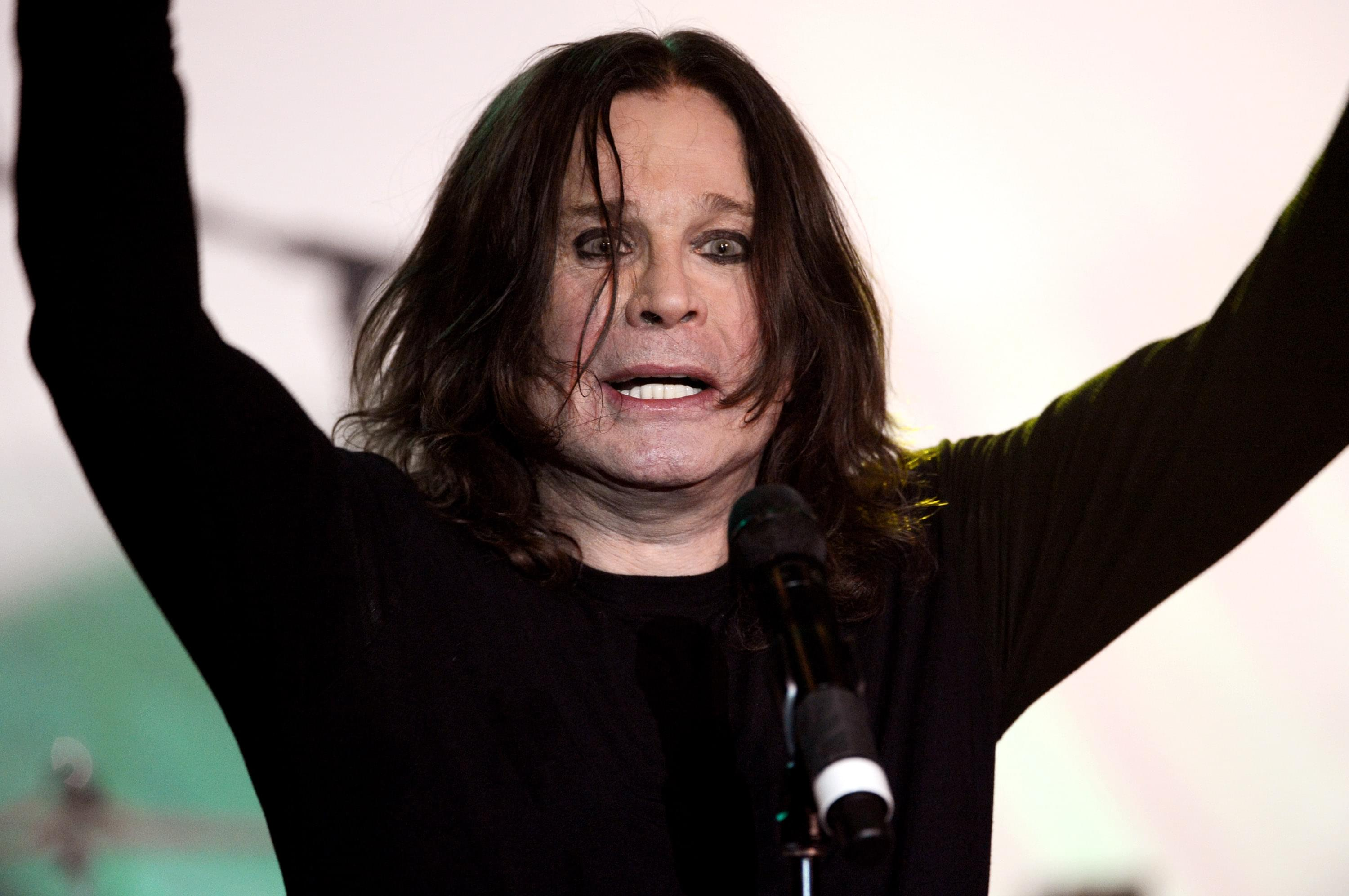 "Ozzy Osbourne Calls Upcoming Solo Album ""The Greatest He's Ever Done"""