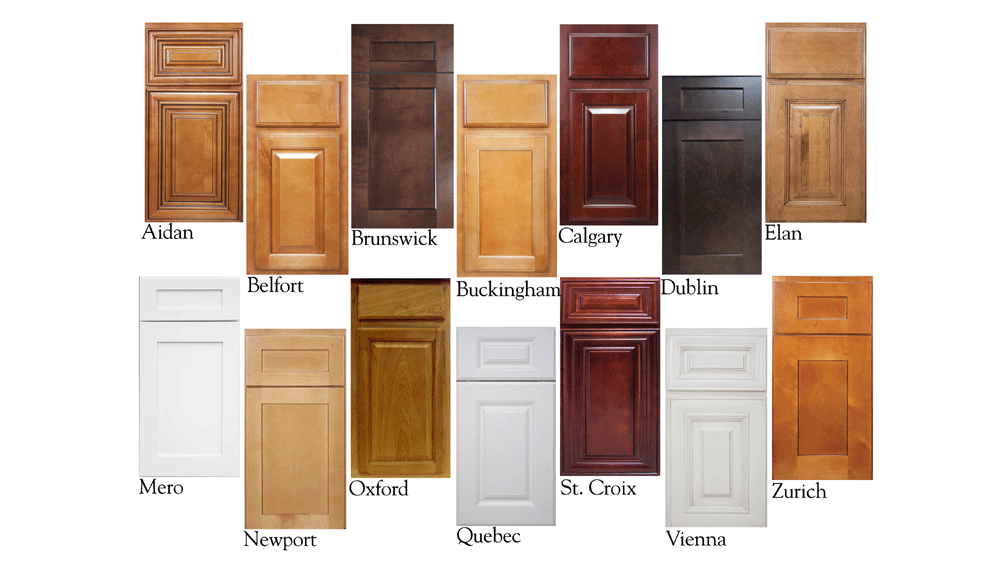 Cabinet Selections From Express Kitchens