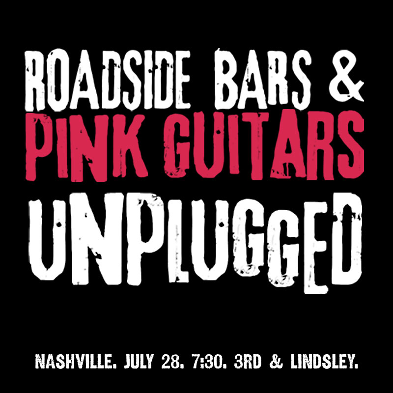 Caffeine and Sad Songs – Miranda Lambert's Roadside Bars and Pink Guitars Unplugged