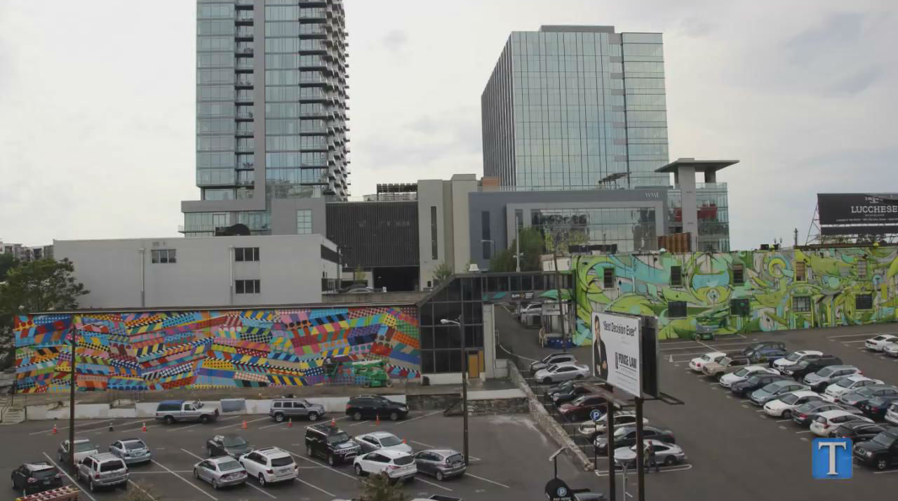 The Gulch Just Got A Little More Colorful! [VIDEO]