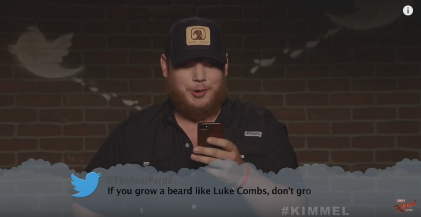 Mean Tweets – Country Music Edition 3 YouTube