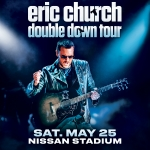 "Eric Church's ""Double Down"" Tour!"