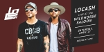 Party with LOCASH During Draft Weekend at Wildhorse Saloon!