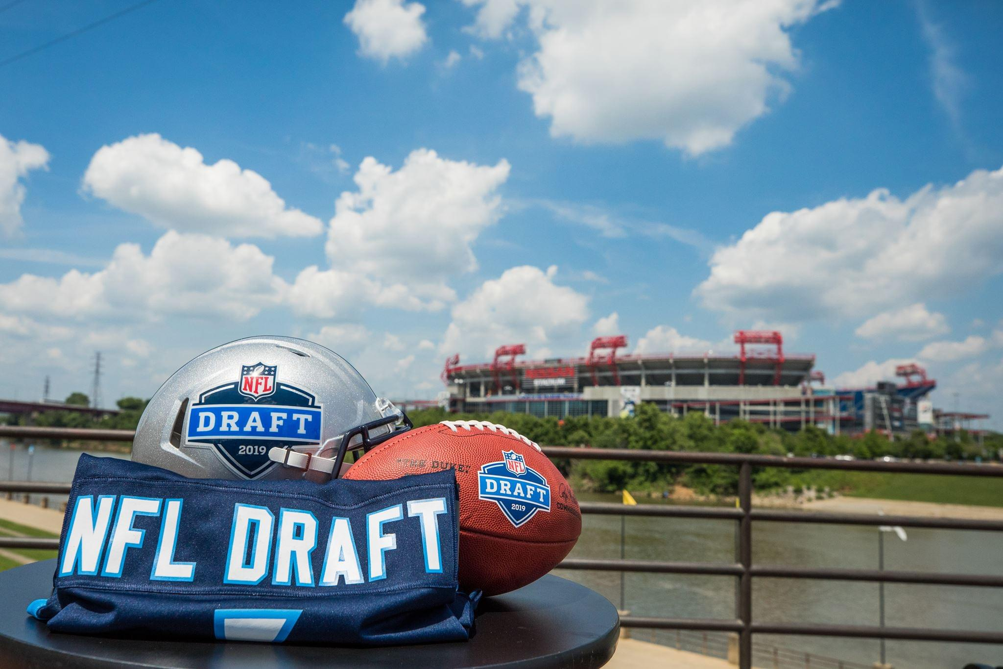 NFL Draft Takes Over Music City!