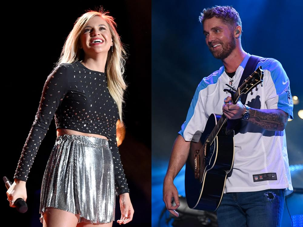 """Kelsea Ballerini Embarks on First Arena Tour With Support From Brett Young: """"I Feel Like We're a Good Dynamic Duo"""""""