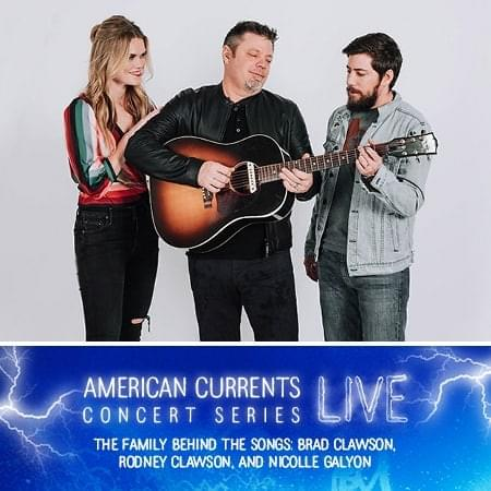 American Currents Concert Series: The Family Behind The Songs