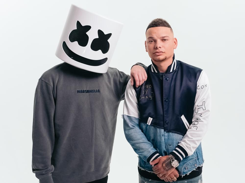 """Kane Brown Teams With Marshmello for New Single, """"One Thing Right"""" [Listen]"""