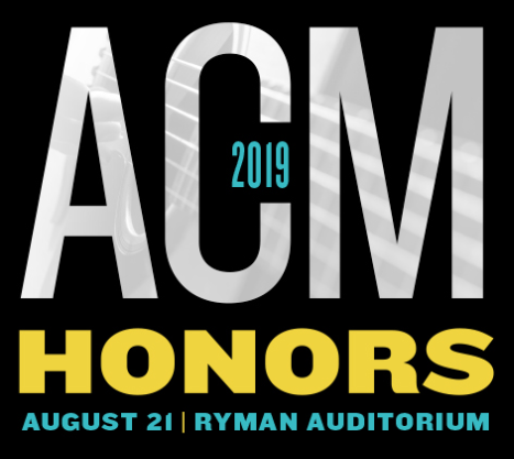 ACM honors big