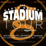 Garth Brooks – Stadium Tour – in Knoxville