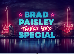 NASH Nation: Brad Paisley Thinks He's Special