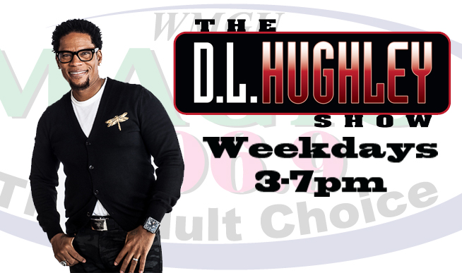 What's going on on the D.L. Hughley Show?