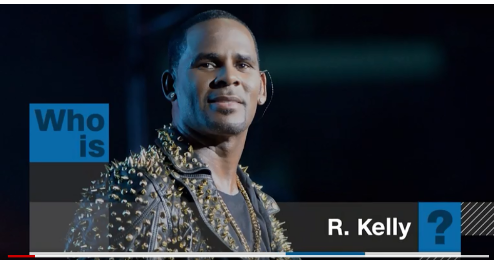 Time's Up takes aim at R. Kelly