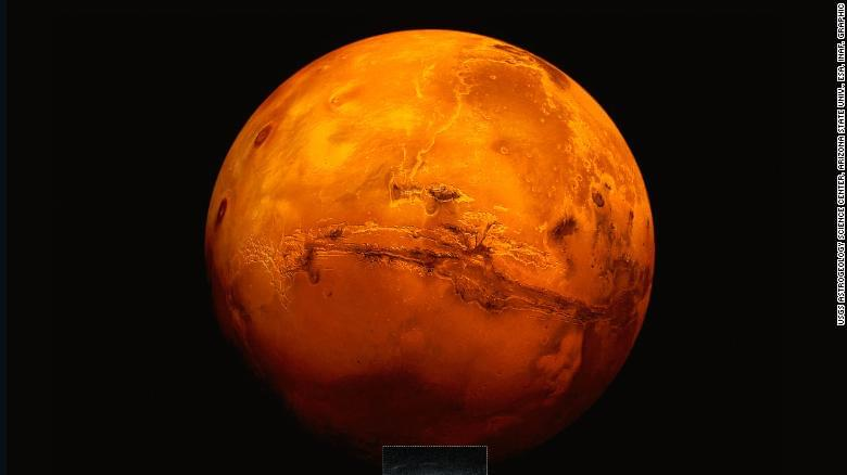 What Happening On Mars?