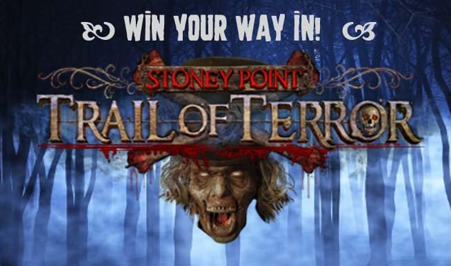 Are you too scared? Stoney Point Trail Of Terror!