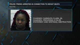 GA: MOM CHARGED AFTER DROPPING BABY DURING FIGHT