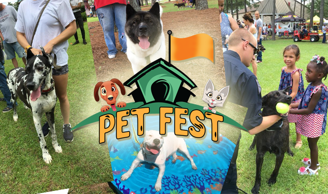 4th Annual Pet Fest : THANK YOU!!!