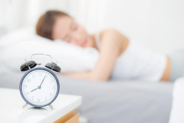 People Who Sleep in on the Weekend Are Less Likely to Die Young