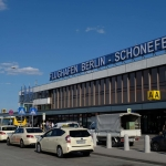 A German airport closed yesterday, for a deeply personal reason