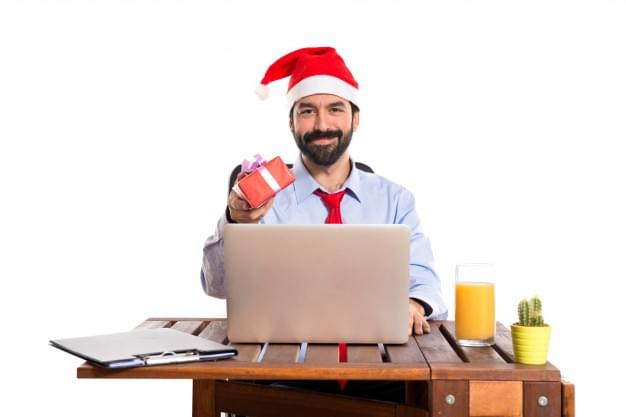"""There's a surprisingly good chance that something WILD is going to happen at your office Christmas party this year.  And wouldn't you rather be the person WATCHING it happen than the person doing it?        According to a new survey, two out of five people say they've seen something CRAZY go down at a company holiday party.  That includes big office drama . . . quote, """"juicy revelations"""" . . . or, of course, people getting hammered and hooking up.        And . . . one in three people say they've done something they regret at the party.        But if you like office gossip, it'll be a good scene for you . . . the average person finds out seven personal things or secrets about their coworkers at a company holiday party.        One more thing:  35% of people have been late to work the day after their company party . . . and 17% didn't show up at all."""