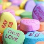 2019: The year without candy word hearts