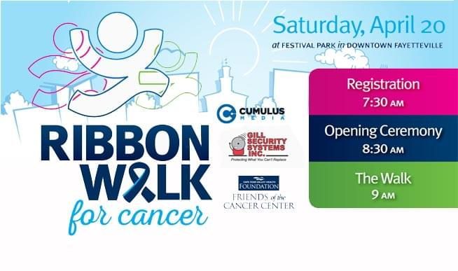 RIBBON WALK FOR CANCER 2019