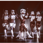 "There's a ""Star Wars"" Burlesque Show Featuring Sexy Stormtroopers"