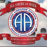 JOIN US FOR ALL AMERICAN WEEK #FORTBRAGG