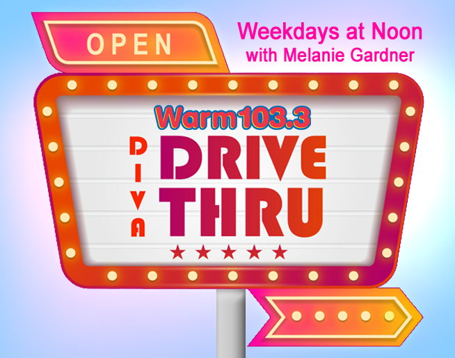 Hit the Diva Drive Thru for your Lunch Break on WARM 103.3