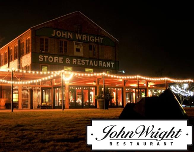 Join us for Dinner with the Medium at John Wright Restaurant