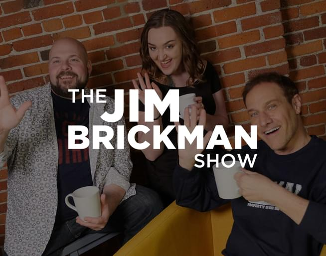 The Jim Brickman Show on WARM 103.3